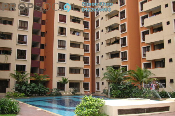 For Rent Condominium at Palm Spring, Kota Damansara Leasehold Unfurnished 2R/0B 1.4k