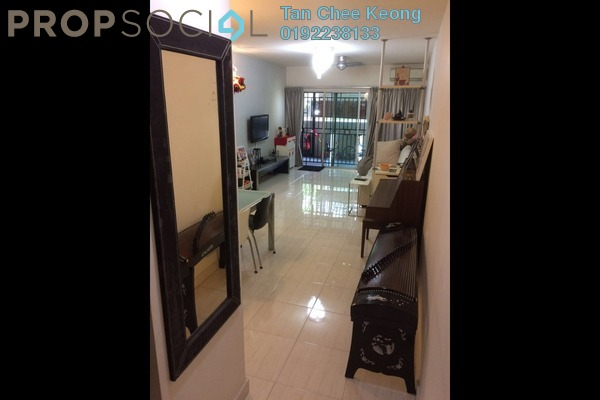 For Sale Condominium at Green Avenue, Bukit Jalil Freehold Fully Furnished 3R/2B 650k