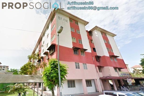 For Rent Apartment at Subang Bestari, Subang Leasehold Unfurnished 3R/2B 550translationmissing:en.pricing.unit
