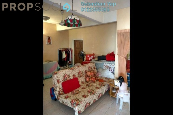 For Sale Terrace at Taman Desa Aman, Cheras Freehold Semi Furnished 4R/3B 1m
