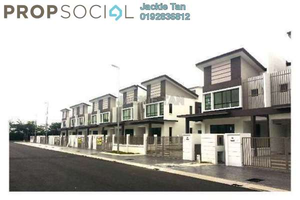 For Sale Terrace at Lakeside Residences, Puchong Leasehold Unfurnished 4R/3B 900k