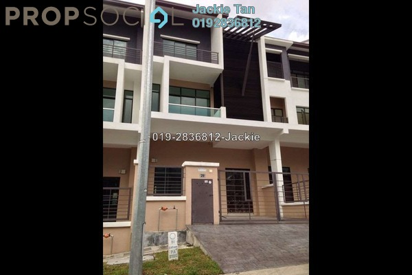 For Sale Terrace at Kinrara Residence, Bandar Kinrara Leasehold Semi Furnished 5R/6B 1.2m