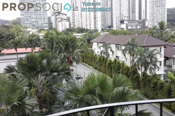 For Rent Condominium at Lanai Kiara, Mont Kiara Freehold Semi Furnished 3R/2B 2.3k