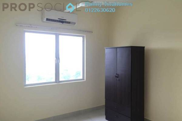 For Rent Condominium at Koi Kinrara, Bandar Puchong Jaya Freehold Semi Furnished 3R/2B 1.4k