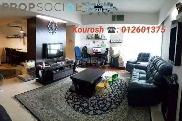 For Sale Condominium at i-Zen Kiara II, Mont Kiara Freehold Fully Furnished 3R/3B 1.05m