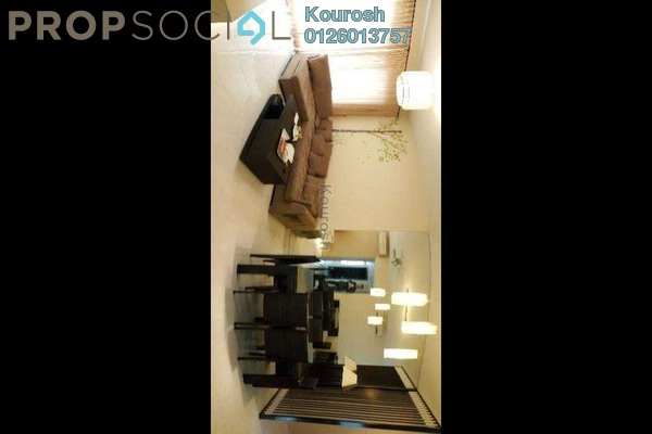 For Sale Condominium at Kiara Designer Suites, Mont Kiara Freehold Fully Furnished 3R/4B 970k