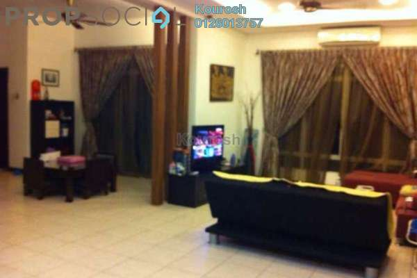 For Sale Semi-Detached at Setia Eco Park, Setia Alam Freehold Fully Furnished 5R/5B 1.8m