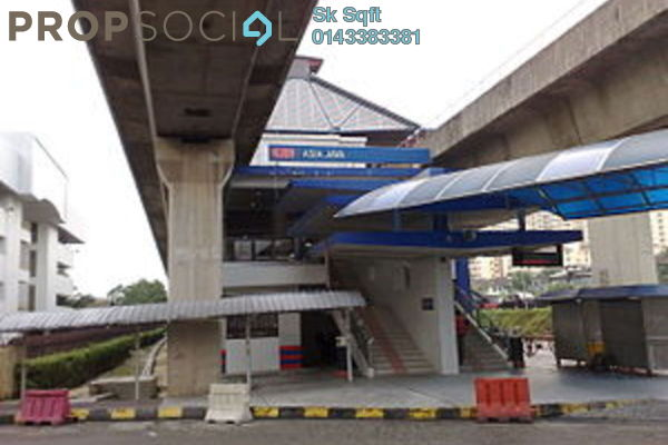 For Sale Terrace at Section 8, Petaling Jaya Leasehold Semi Furnished 3R/3B 798k