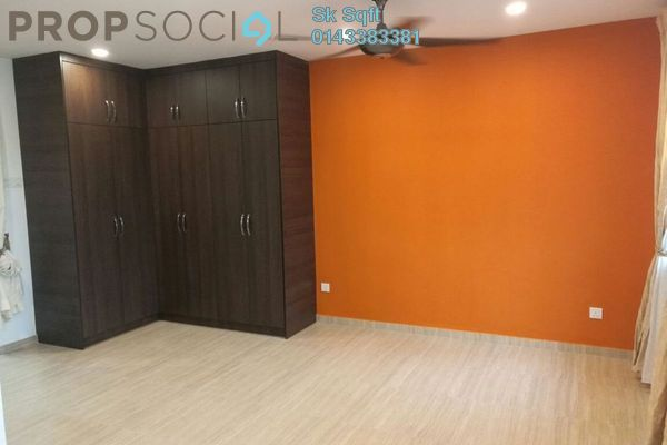 For Rent Terrace at Section 8, Petaling Jaya Leasehold Semi Furnished 3R/3B 2k