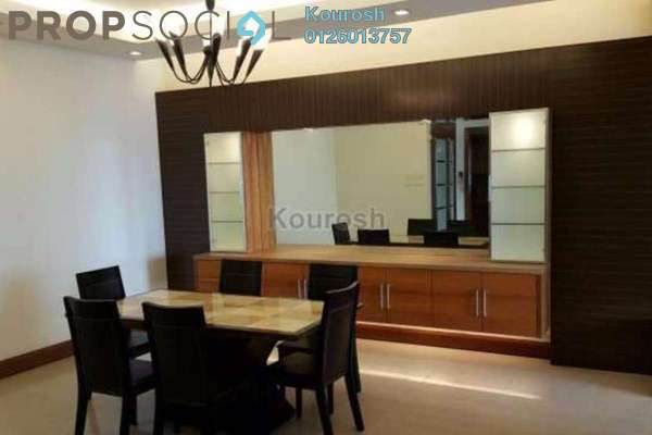 For Rent Condominium at Mont Kiara Aman, Mont Kiara Freehold Fully Furnished 3R/4B 7.5k