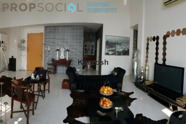 For Rent Condominium at Kiara 1888, Mont Kiara Freehold Fully Furnished 5R/6B 8k