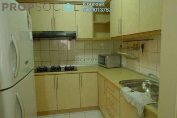 For Rent Condominium at Mont Kiara Bayu, Mont Kiara Freehold Fully Furnished 1R/2B 2.5k