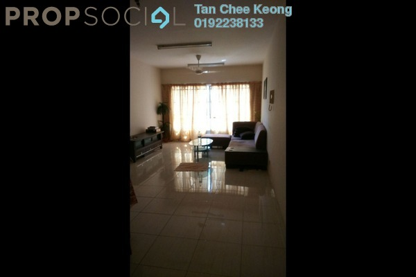 For Rent Condominium at Green Avenue, Bukit Jalil Freehold Fully Furnished 3R/2B 1.8k