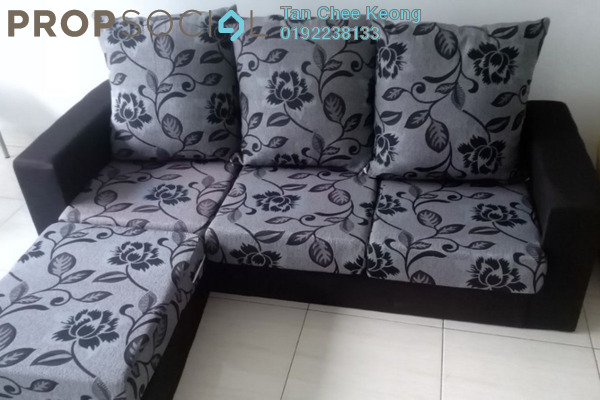 For Rent Condominium at Green Avenue, Bukit Jalil Freehold Fully Furnished 3R/2B 1.5k