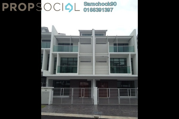 For Sale Semi-Detached at Ambrosia, Bandar Kinrara Leasehold Semi Furnished 6R/6B 2.8m