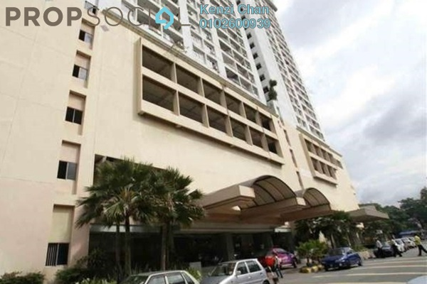 For Sale Condominium at Pearl Point Condominium, Old Klang Road Freehold Fully Furnished 2R/2B 380k