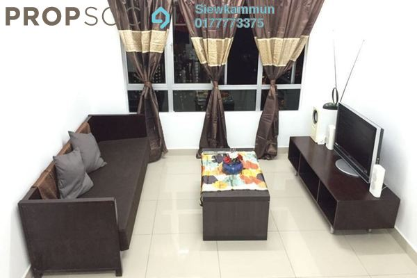 For Rent Apartment at Casa Residenza, Kota Damansara Leasehold Fully Furnished 3R/2B 1.8k