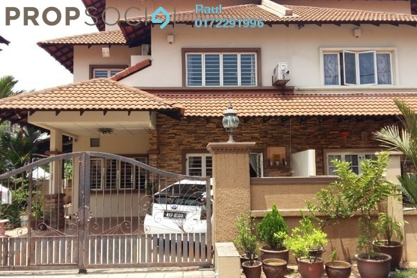 For Sale Semi-Detached at Fortune Park, Kepong Leasehold Semi Furnished 5R/5B 1.8m