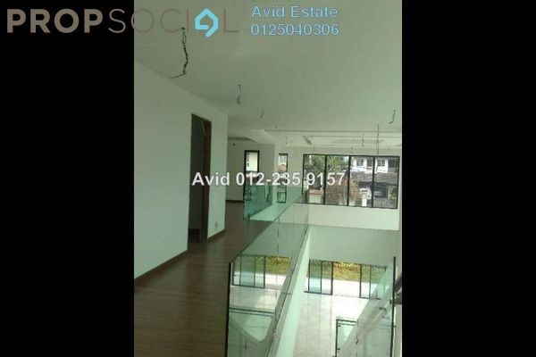 For Sale Bungalow at Section 16, Petaling Jaya Leasehold Semi Furnished 6R/6B 5.5m