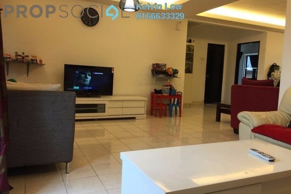 For Sale Condominium at Palm Spring, Kota Damansara Leasehold Fully Furnished 3R/2B 500k