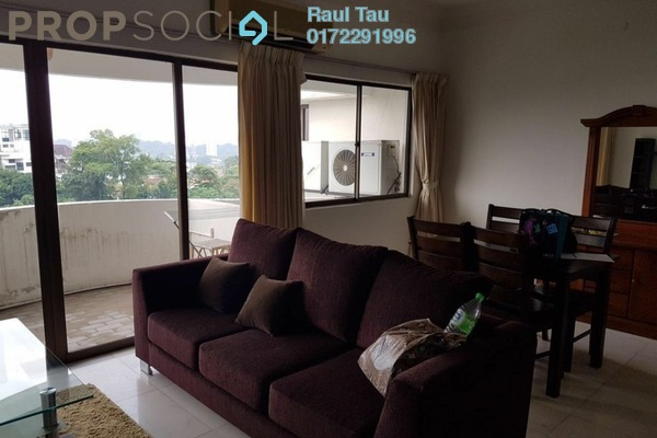 For Rent Condominium at Jamnah View, Damansara Heights Freehold Semi Furnished 2R/2B 3.5k