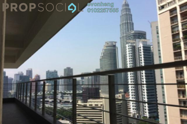 For Sale Condominium at 2 Hampshire, KLCC Freehold Fully Furnished 3R/3B 2.95m