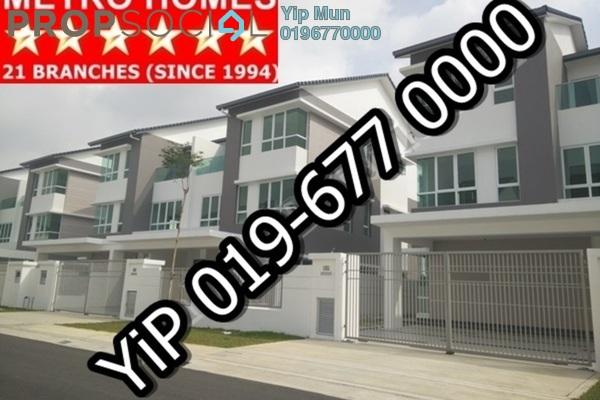 For Sale Semi-Detached at Ambang Botanic 2, Klang Freehold Semi Furnished 7R/7B 2m