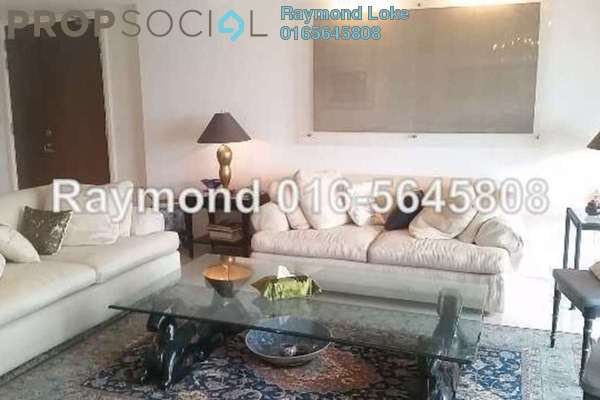 For Sale Condominium at Hampshire Park, KLCC Freehold Semi Furnished 3R/3B 2.13m