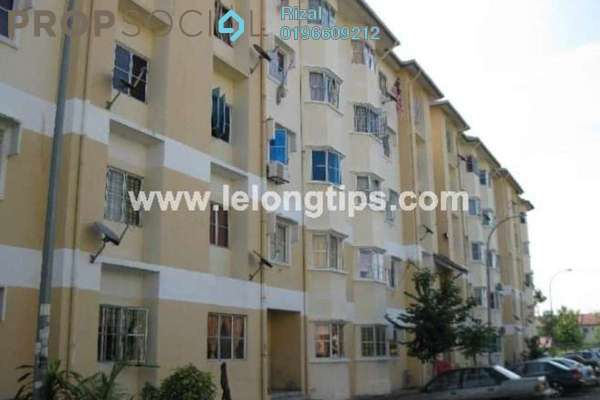 For Sale Condominium at Bandar Pinggiran Subang, Subang Leasehold Unfurnished 3R/2B 150k