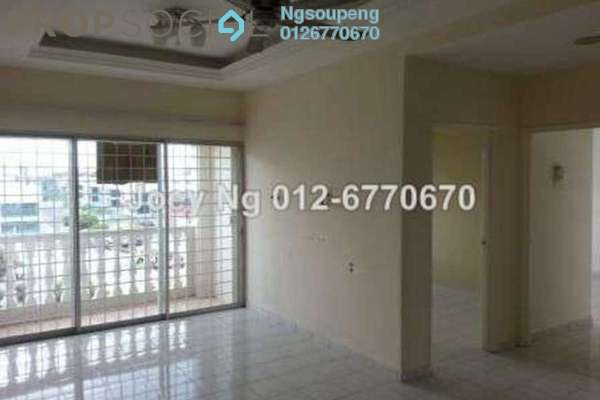 For Sale Apartment at Sri Cassia, Bandar Puteri Puchong Freehold Semi Furnished 3R/2B 348k