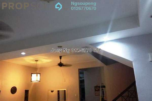 For Sale Terrace at Puteri 8, Bandar Puteri Puchong Freehold Semi Furnished 4R/3B 1m