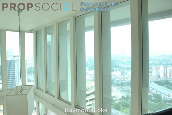 For Sale Condominium at Flora Murni, Mont Kiara Freehold Semi Furnished 5R/6B 2.65m