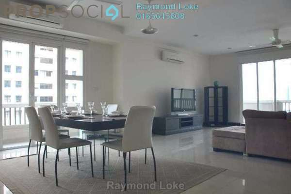 For Rent Duplex at Flora Murni, Mont Kiara Freehold Fully Furnished 3R/4B 8k
