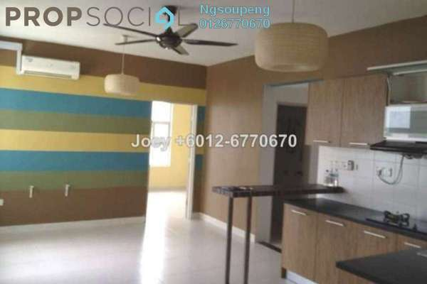 For Rent Serviced Residence at The Domain, Cyberjaya Freehold Fully Furnished 1R/2B 1.3k