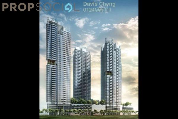 For Sale Condominium at Astoria, Ampang Hilir Leasehold Semi Furnished 3R/2B 772k