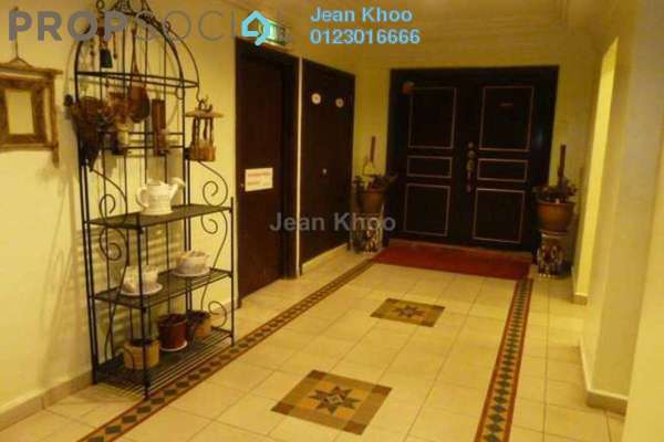 For Sale Condominium at Corinthian, KLCC Freehold Semi Furnished 9R/5B 2.89m