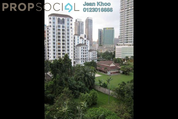 For Sale Condominium at Ampersand, KLCC Leasehold Semi Furnished 3R/4B 3.14m