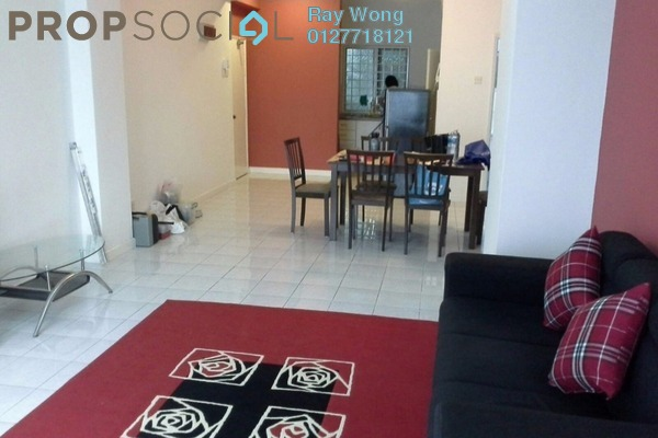 For Rent Condominium at Ridzuan Condominium, Bandar Sunway Leasehold Fully Furnished 2R/2B 1.3k