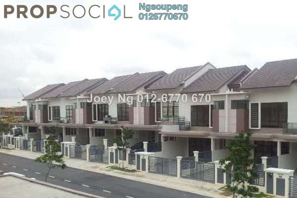 For Rent Terrace at 16 Sierra, Puchong Leasehold Semi Furnished 4R/3B 1.8千