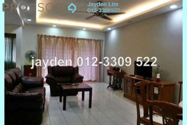 For Sale Terrace at Taman Impian Indah, Balakong Freehold Semi Furnished 4R/2B 470k