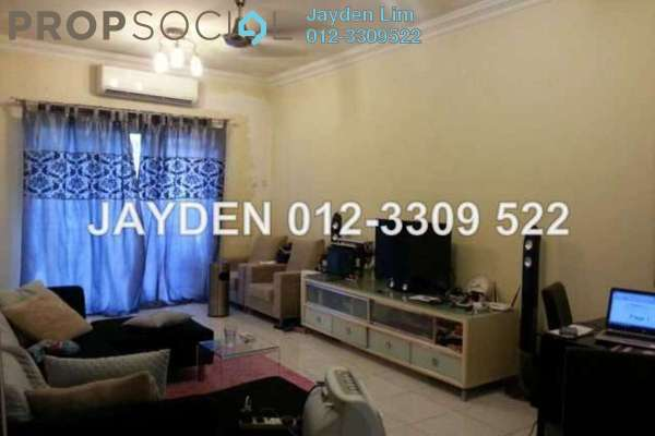 For Sale Terrace at BRP 7, Bukit Rahman Putra Freehold Fully Furnished 3R/3B 630k