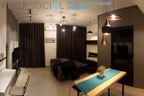 For Rent Condominium at DPulze, Cyberjaya Freehold Semi Furnished 2R/2B 2.4k