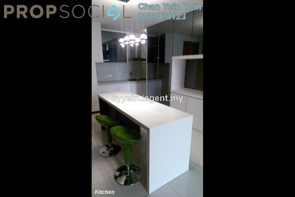 For Sale Condominium at Suasana Sentral Loft, KL Sentral Freehold Fully Furnished 4R/5B 2.2m