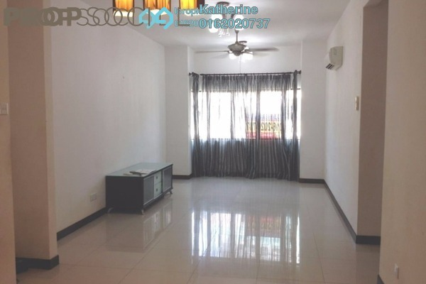 For Sale Condominium at Desa Idaman Residences, Puchong Freehold Semi Furnished 3R/2B 380k
