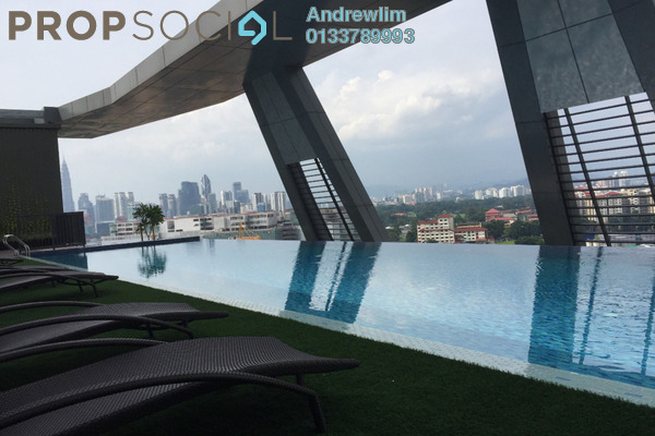 For Rent Office at Sunway VeloCity, Cheras Freehold Unfurnished 0R/2B 3k