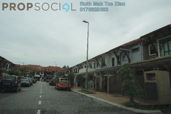 For Sale Terrace at BK5, Bandar Kinrara Freehold Semi Furnished 4R/3B 1.25m