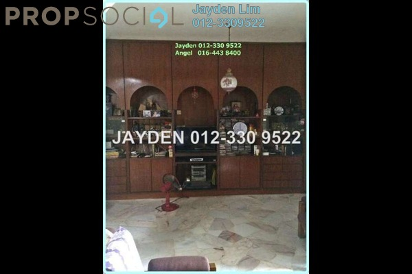 For Sale Terrace at Taman Bukit Maluri, Kepong Leasehold Unfurnished 3R/2B 809k