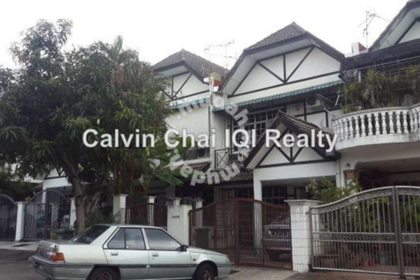 For Sale Terrace at Taman Mulia, Bandar Tun Razak  Semi Furnished 4R/3B 880.0千