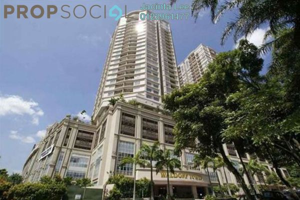 For Sale Condominium at Waldorf Tower, Sri Hartamas Freehold Semi Furnished 4R/3B 1m