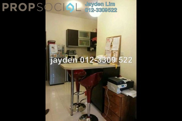 For Sale SoHo/Studio at Ritze Perdana 1, Damansara Perdana Leasehold Fully Furnished 1R/1B 360k